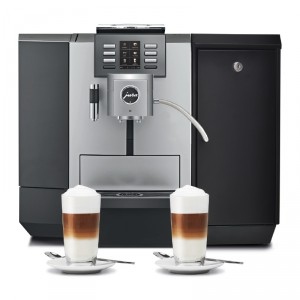Jura JX8 Platinum Coffee Machine